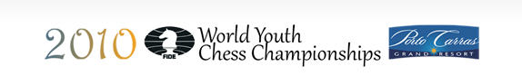 2010 World Youth Chess Cup in Greece