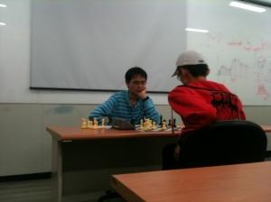 Alex Liu (劉業楊) won the 1st place !