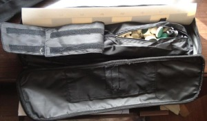 2011 Spring Arrival , a new chess bag for your next successful tournaments.