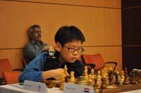 Taiwan representative for 10th Asian Individual Championship