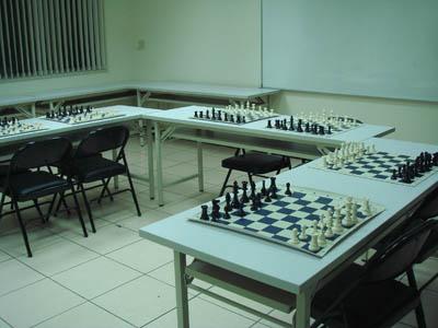 Taiwan chess classroom