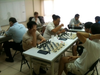 open group : Taiwan Chase Chess Academy cash award monthly in July