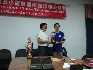 2nd place_Alex Liu