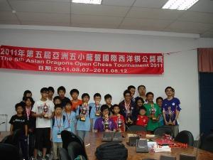 Asian Dragons Group Photo