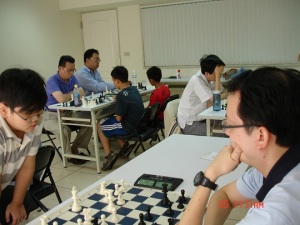 Chase Chess Academy monthly tournament