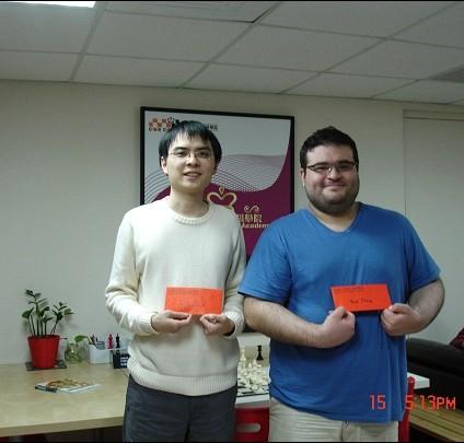 2012 January winners
