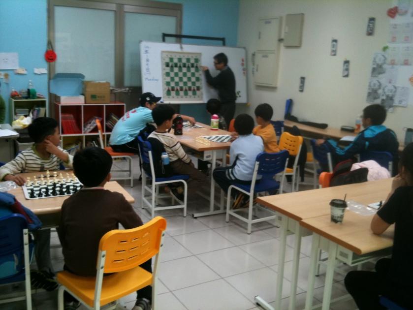 HsinChu teaching 01-21-2013_Coach Peter