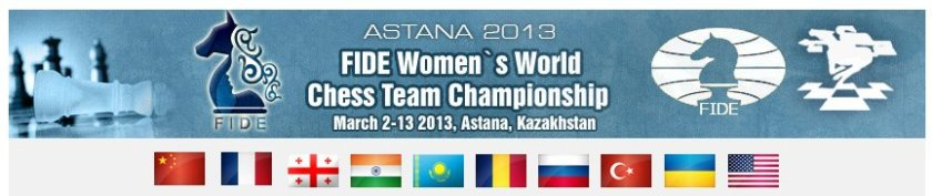 2013 FIDE Women World Chess Team Championship