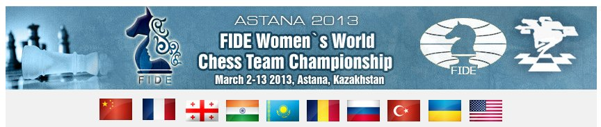 2013 FIDE Women World Chess Team Championship