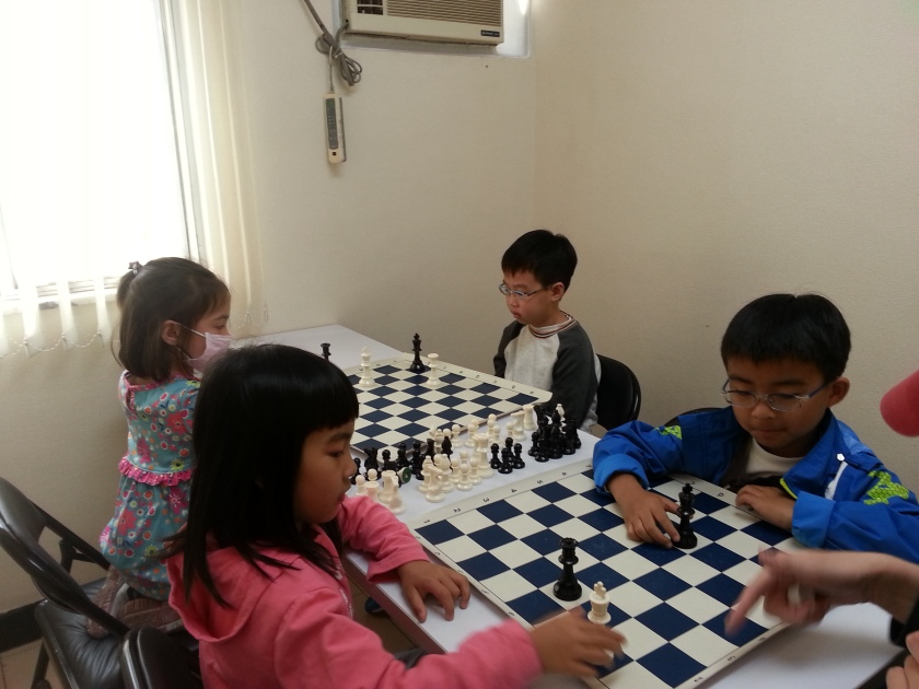 CHESS SEED program