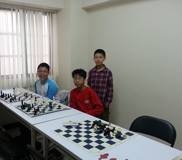 CHESS for TEENS