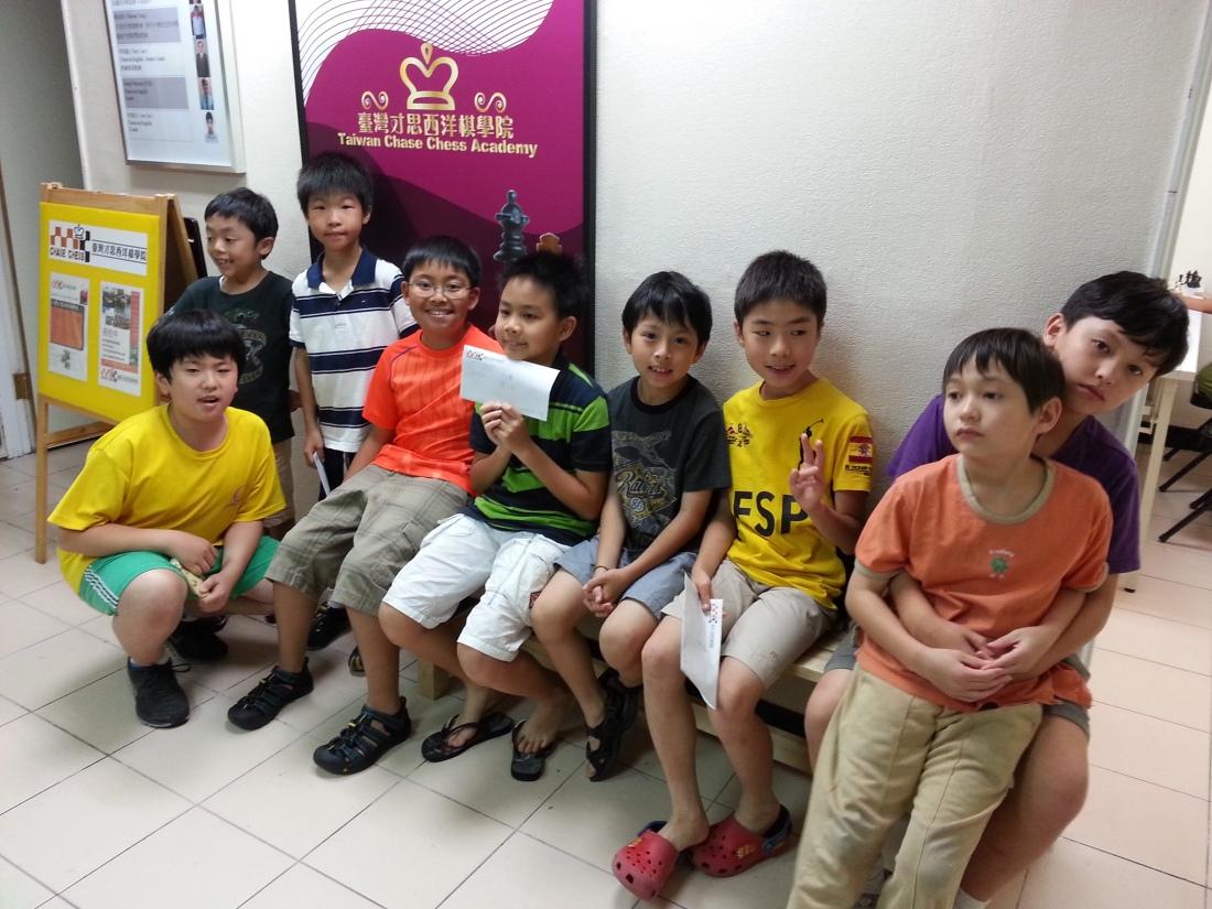 2013 05 26 兒童西洋棋月賽