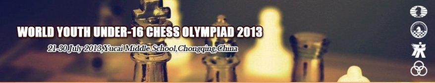 2013 Olympiad U16-English