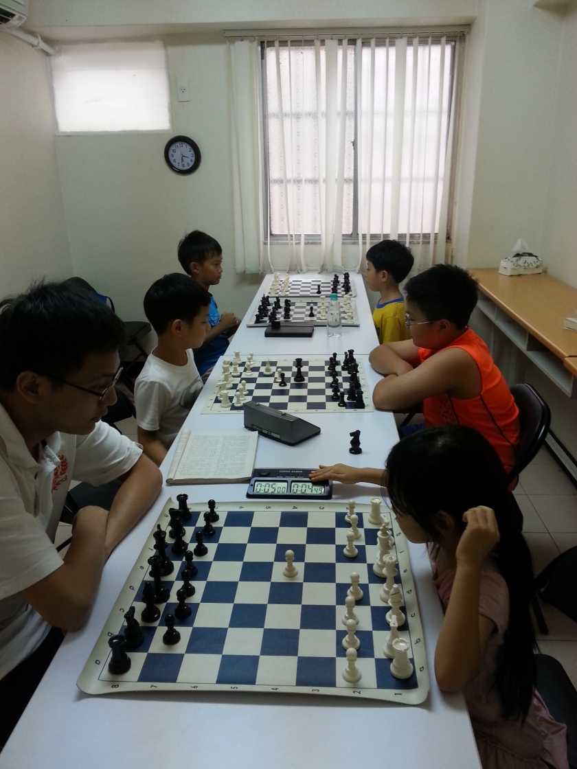 2013-0708-3rd advanced weekly camp-afternoon class