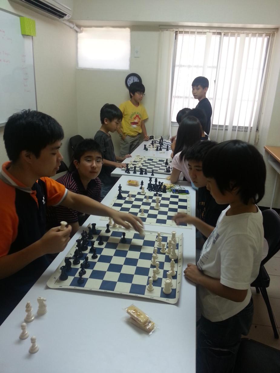 7/15 the 4th weekly camp afternoon class (7/15-19 第四梯次夏令營進階上午班)