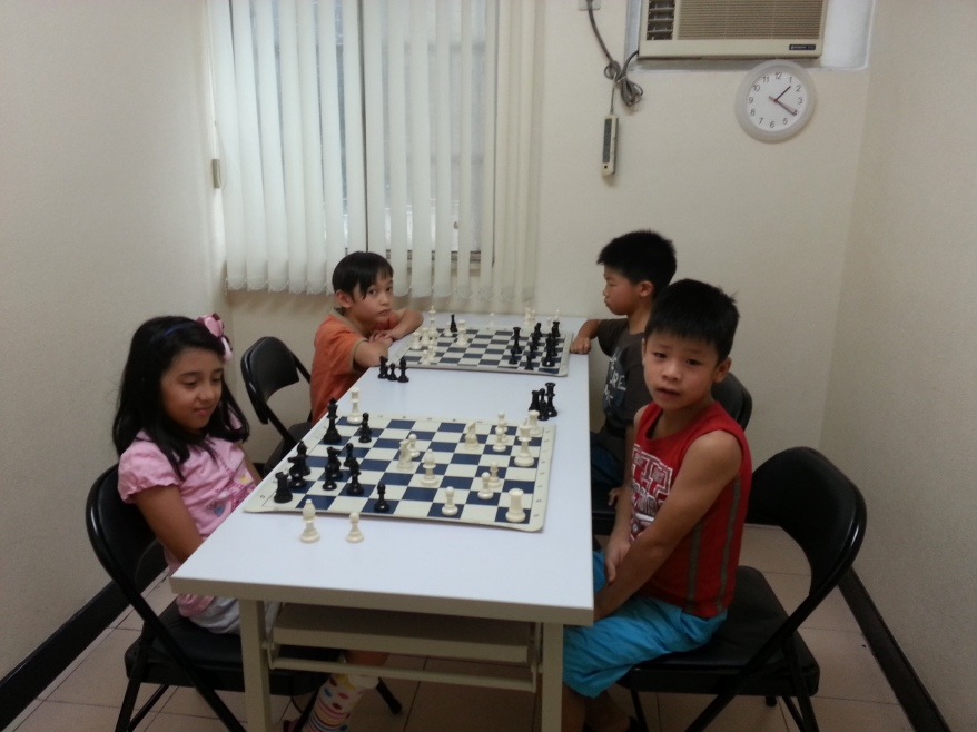 Aug Children Monthly Tournament