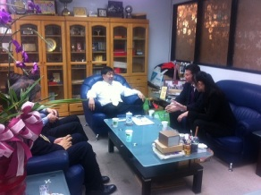 fide President visited Chinese Taipei