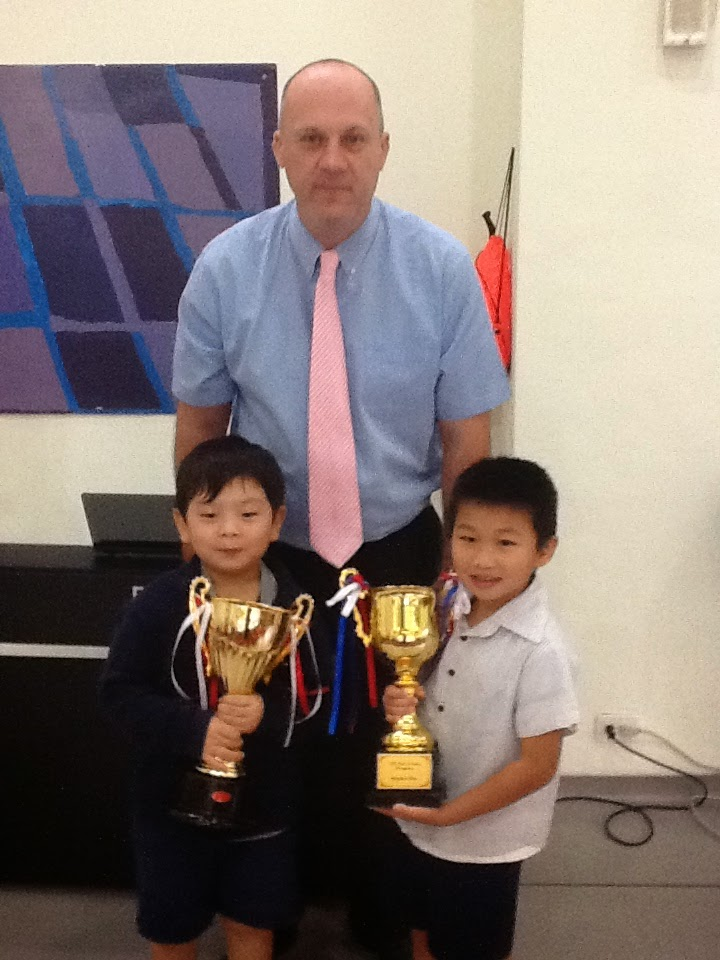 Chess winners BI