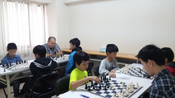 Chase Chess Monthly Tournament
