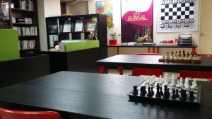 The most compelling chess classroom in Taiwan