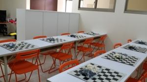 Taoyuan City Chess Classroom