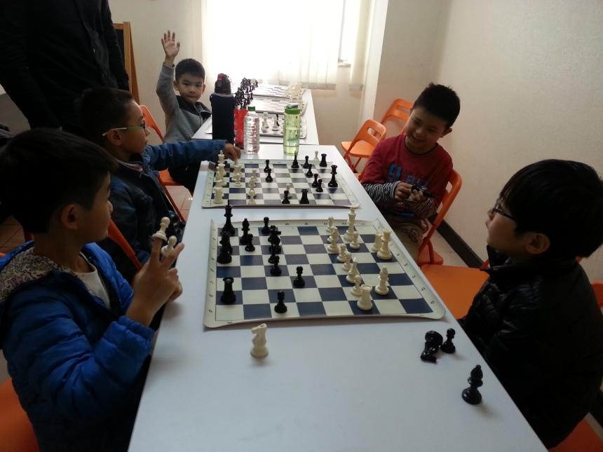 Spring Break Chess Camp