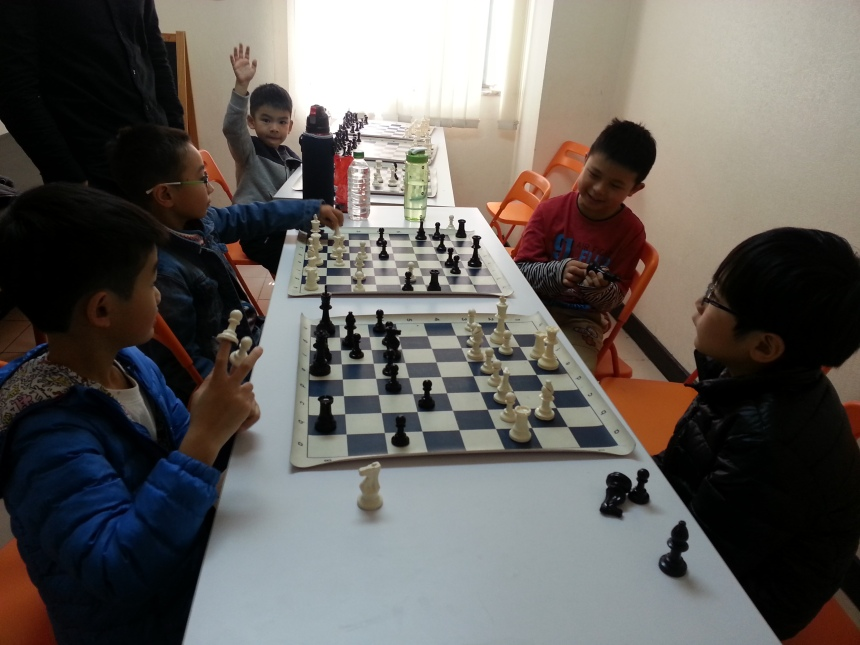Spring Break Chess Camp