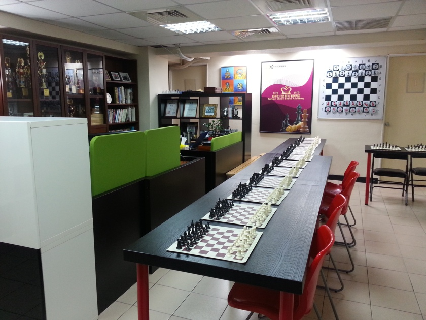 Advanced chess Training