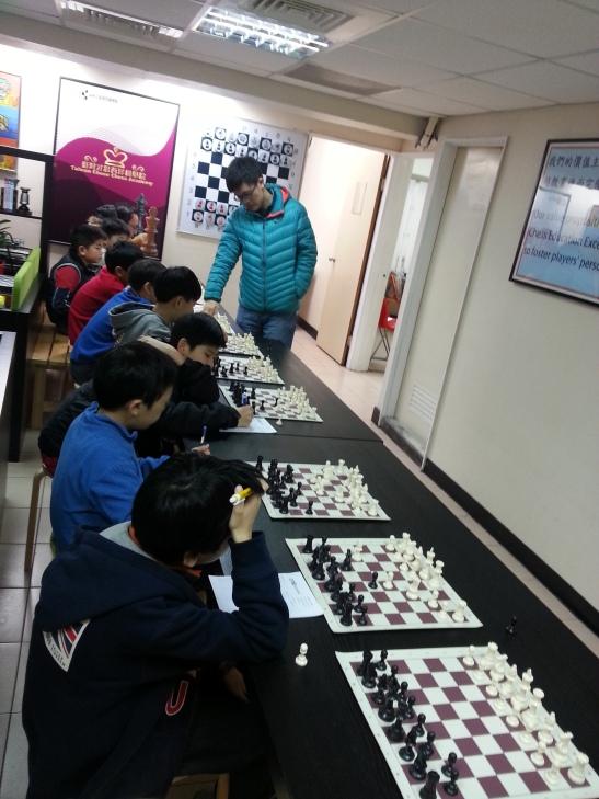 Chase Chess Advancned training program