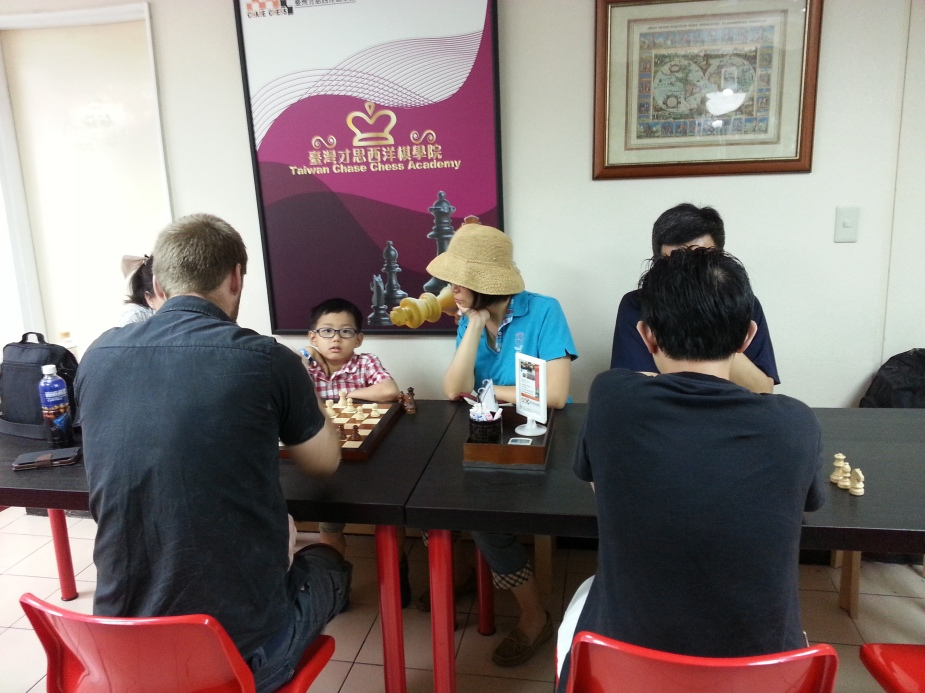 sunday afternoon chess 0515