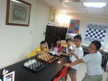 才思西洋棋夏令營 Taiwan Chase Chess Academy