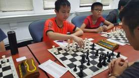 2016 summer chess competition