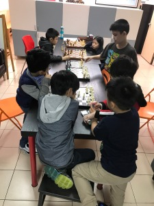 2018 Happy Spring Chess Camp