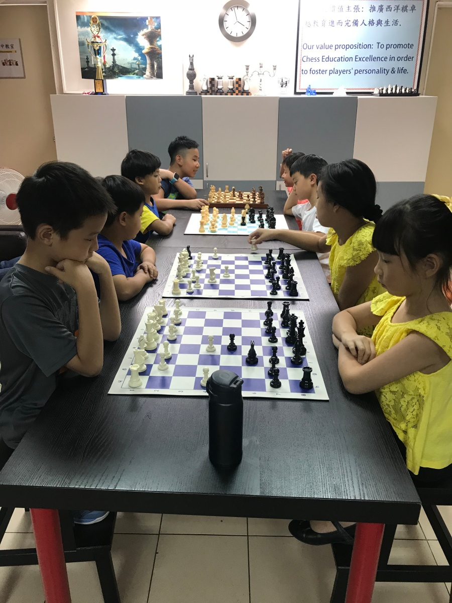 Week  6 & 7 :summer chess camps 7/23-8/3